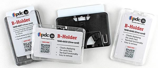 B-Holder card holders