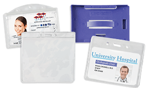 Badge & ID Card Holders
