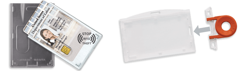Secure Card Holders
