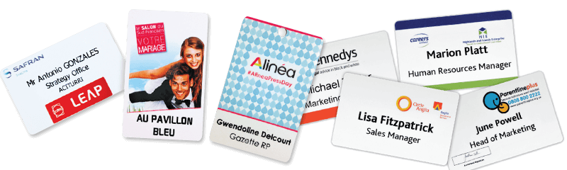 ID Cards & Staff Badges