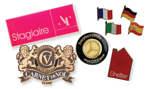 Lapel Badges