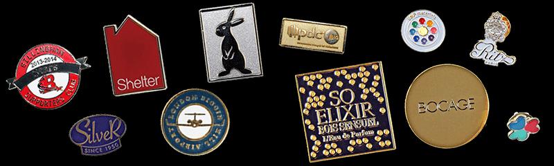 Lapel Pins & Lapel Badges | PDC BIG
