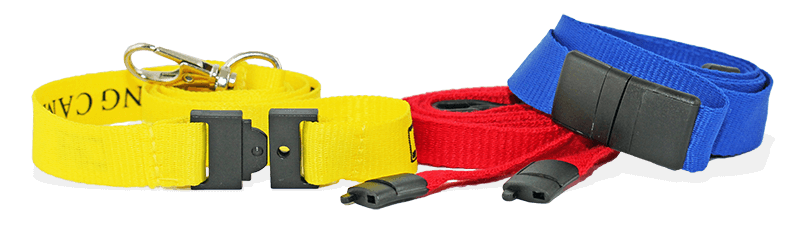 Safety Breakaway Lanyards