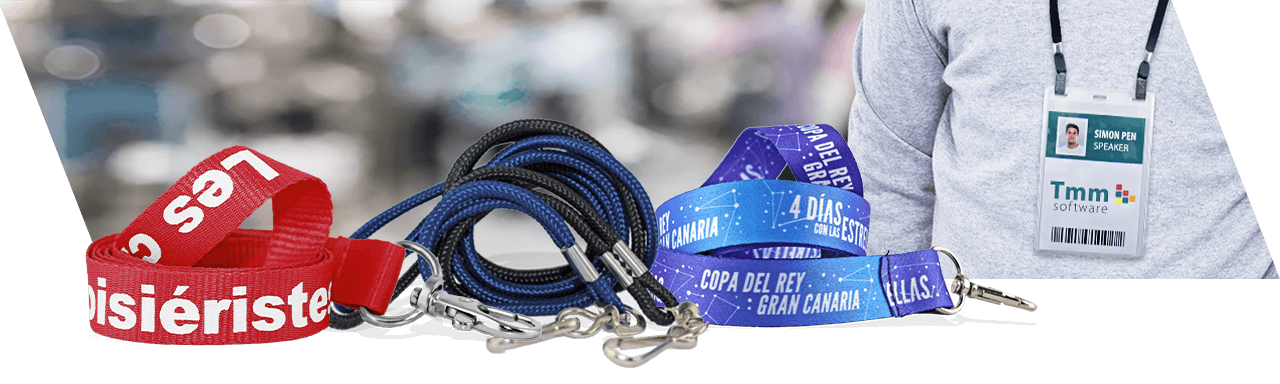 Event and Promotional Lanyards