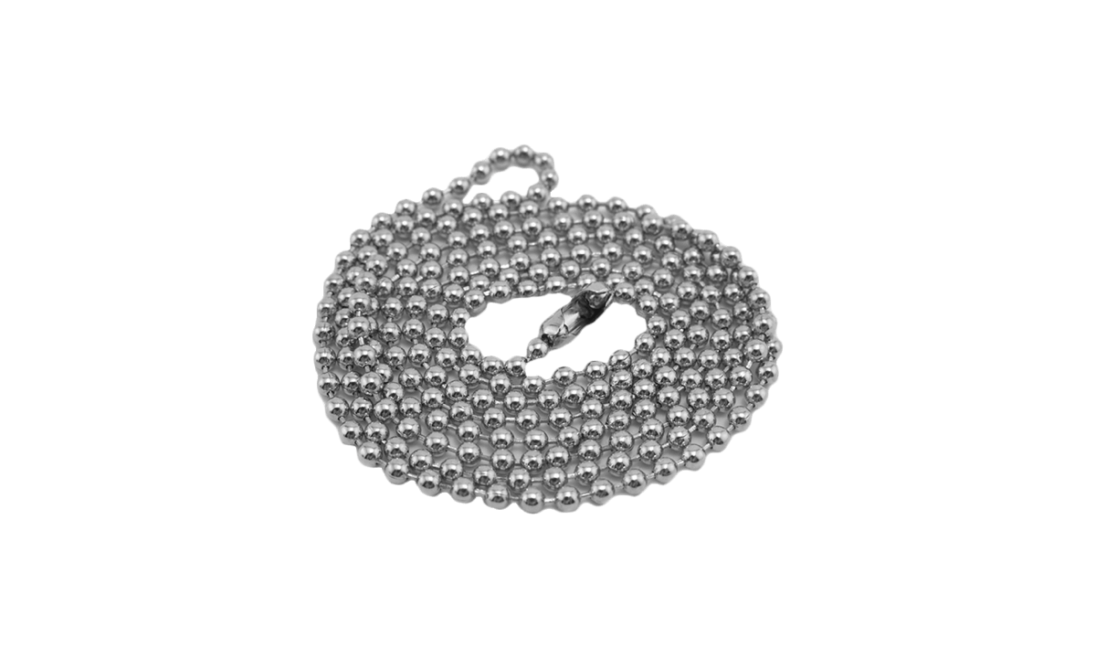 91cm Nickel Free Neck Chain with Connector