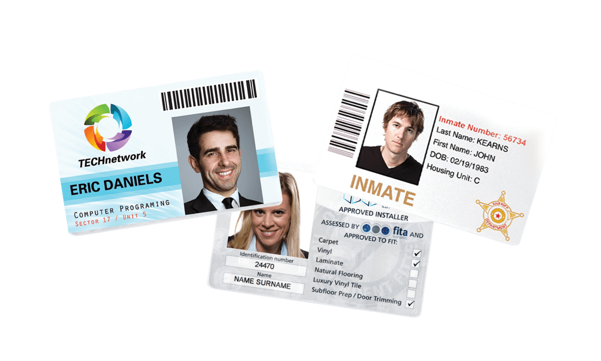 Premium ID Badges