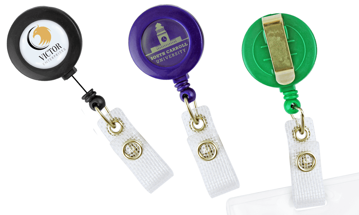 Custom Badge Reels | PDC BIG