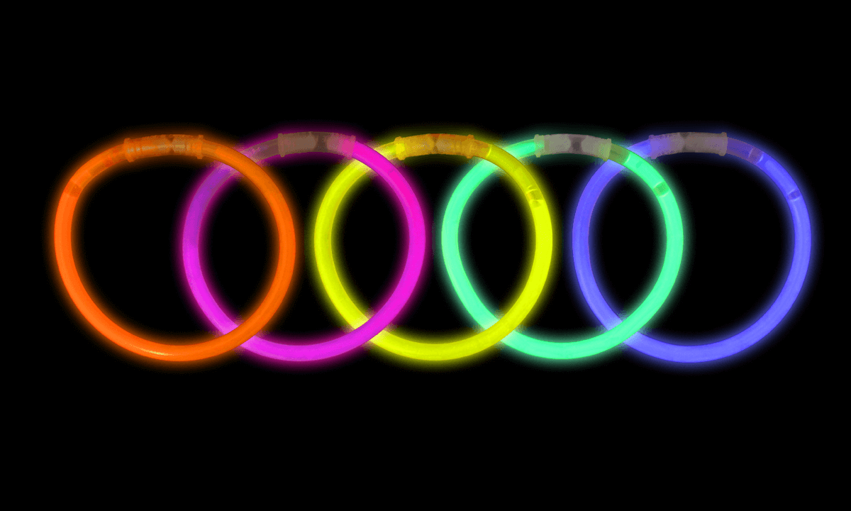 amazon led glow bands armbands
