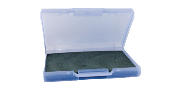 Carrying Case with Foam Card Organiser